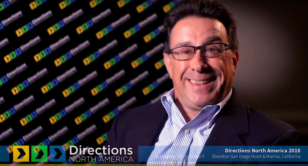 A Directions NA testimonial: Jeffrey Goldstein from Queue Associates [VIDEO]