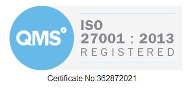 Queue Associates is ISO 27001:2013 Certified